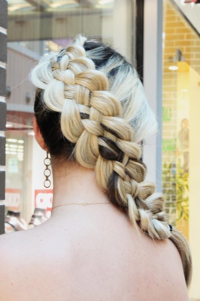 Окраски мастер-класс волос видео