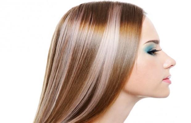 Частичное наращивание волос